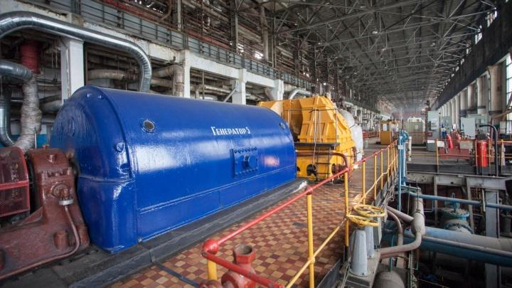 На Красноярской ТЭЦ-1 ведется капитальный ремонт оборудования