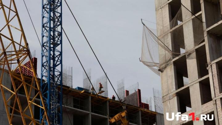 На четырёх участках в Уфе построят торговые комплексы и бизнес-центры