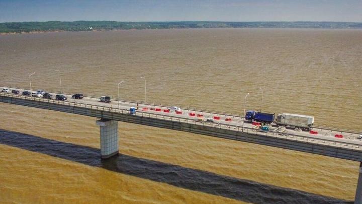 В Перми движение по Чусовскому мосту перекроют на одну ночь