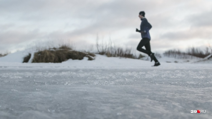 «Не выезжать на лед»: синоптики предупредили о потеплении в Архангельской области 15 января