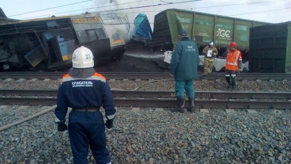 ВНовосибирске мужчина устроил нетрезвый дебош впоезде