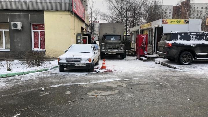 В автоинспекции рассказали, как появился мёртвый человек во дворах на Никитина
