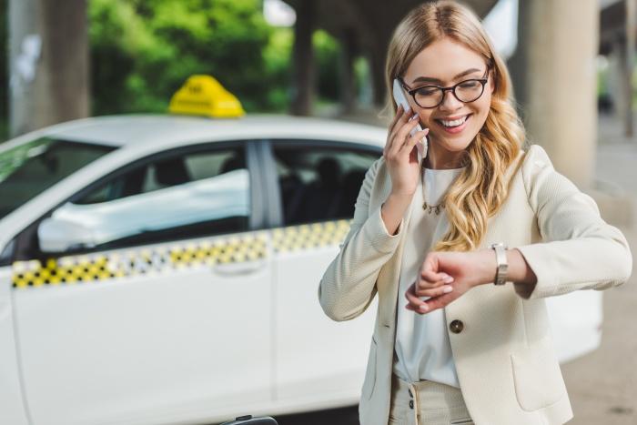 Скоро можно будет заказать такси бесплатно при форс-мажорных обстоятельствах