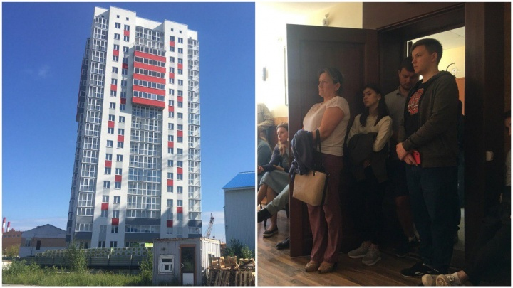Конфликт в ЖК «Славутич»: тюменский застройщик отложил обещанную выдачу ключей на полгода