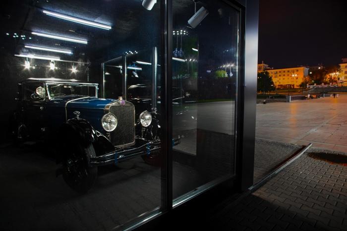 Автомобиль был выпущен в 1929 году