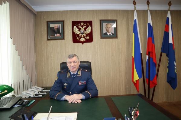 Даххаев занимал пост начальника ростовского ФСИН с 2018 года
