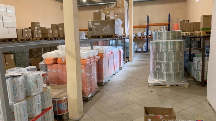 Офицеров волгоградского УФСИН подозревают в миллионном мошенничестве на ультрапастеризованном молоке