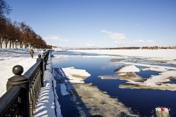 Скоро в Ярославль придёт настоящая весна