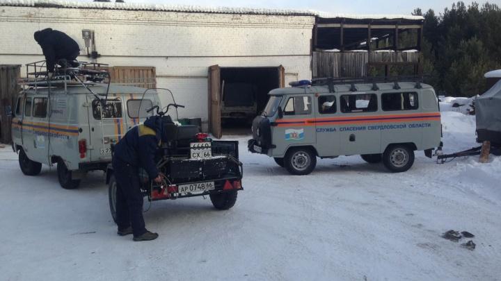 Уральские спасатели проедут 190 километров по тайге, чтобы спасти туристку с высокой температурой