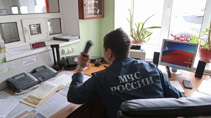 В Башкирии из-за курильщика из жилого дома эвакуировали 20 человек