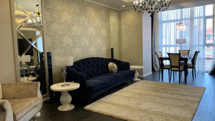 Самая дорогая квартира в Красноярске сдается по цене подержанной легковушки