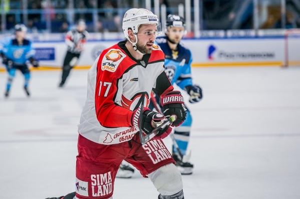 «Сибири» в этом сезоне «Автомобилист» проигрывал дважды