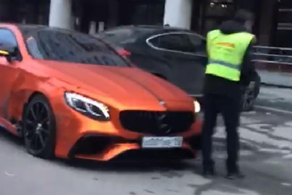 Алтушкин-младший говорит, что в аварии виноват не он
