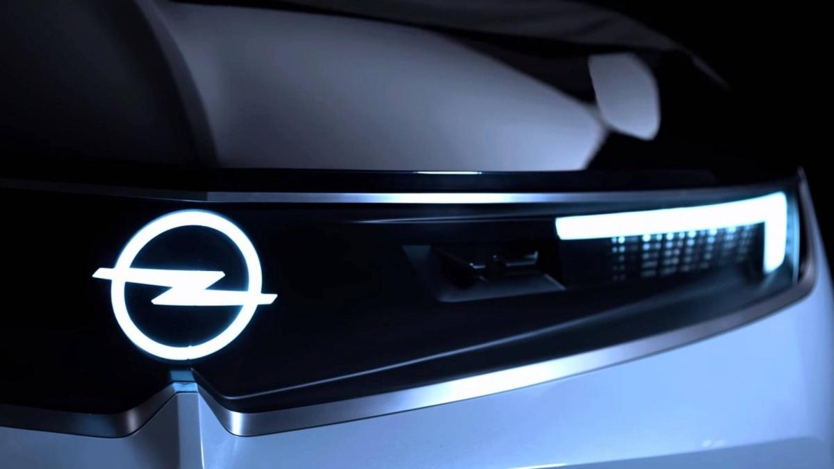 Немцы показали новую внешность Opel