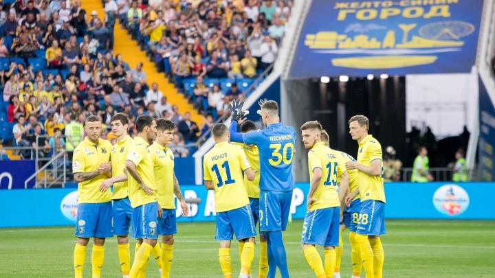 Футболистов «Ростова» проверяли на допинг чаще, чем игроков других команд