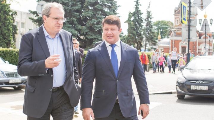 Мэр Ярославля извинился за неудобный ремонт дорог