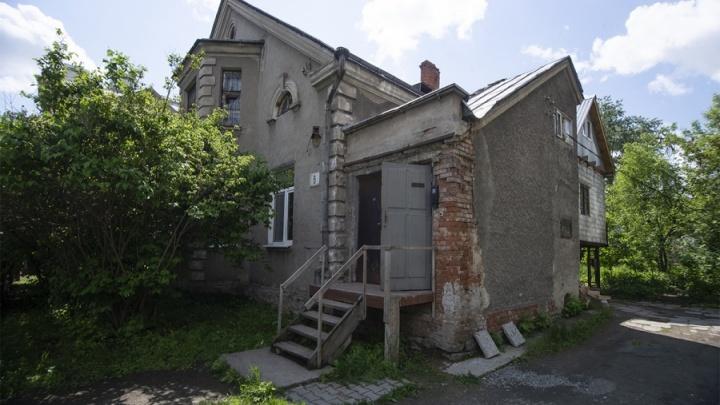 Дом на месте ипподрома: история старого особняка в английском стиле в центре Екатеринбурга