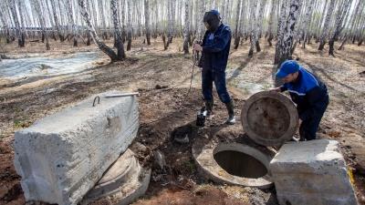 Люкс обезвоживание: жители посёлка под Челябинском обвинили водную компанию в осушении недр