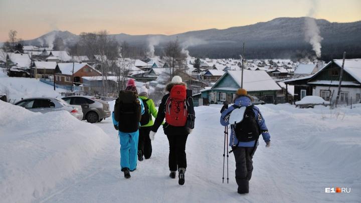 После пропажи на севере Урала двух девушек спасатели запустили онлайн-регистрацию тургрупп