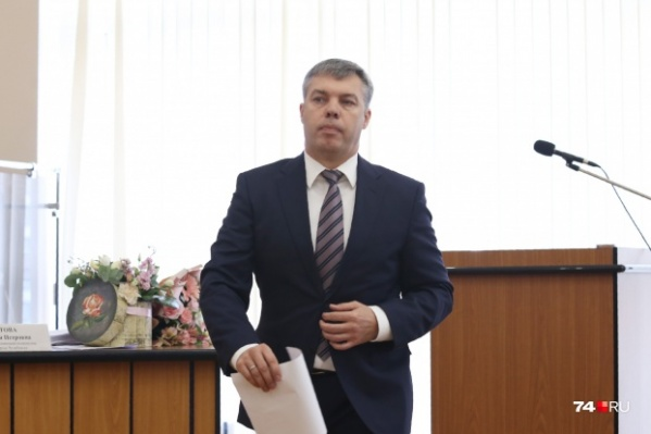 Сергей Селещук возглавлял в Челябинской гордумекомиссию по бюджету, экономике и муниципальному имуществу