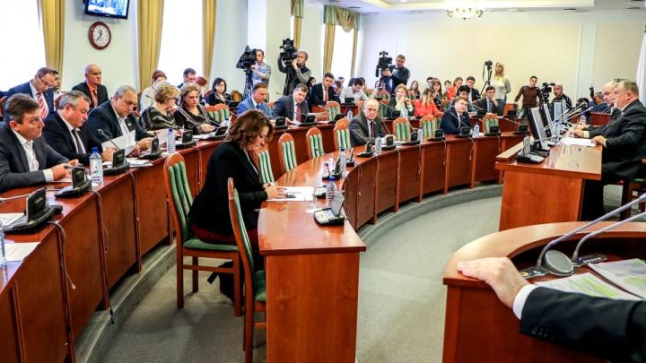 Нижегородским чиновникам хотят «заморозить» повышение окладов на целый год