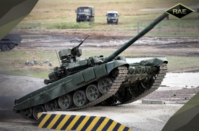 Выставка вооружений проводилась в Тагиле несколько лет