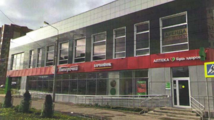 На окраине Ярославля хотели построить художественную галерею, но получился торговый центр