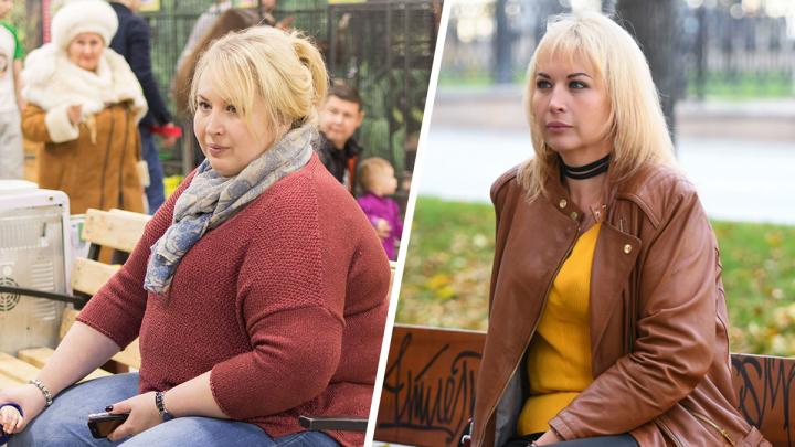 Я худею! Екатеринбурженке пришлось уменьшить желудок, чтобы сбросить 60 килограммов