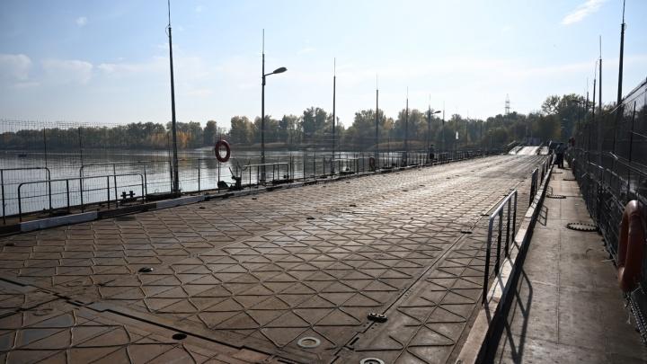 Движение по мосту на Зеленый остров закроют в Ростове