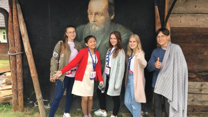 Чужая страна не помеха: София Талалаева и Юлия Пищагина блистательно выступили в Сербии