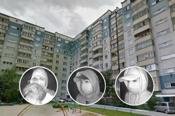 У мужчины отобрали сумку с миллионом в подъезде на Высоцкого, 41