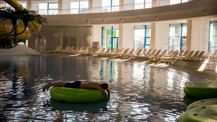Новосибирский аквапарк резко поднял цены на билеты