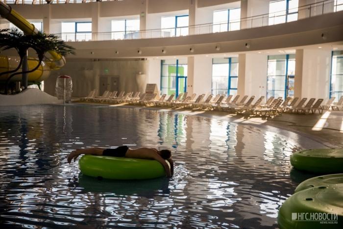 Новосибирский аквапарк поднял цены