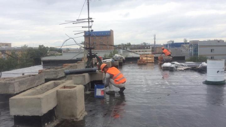 Прокуроры пригрозили чиновникам за срыв капитального ремонта в Красноярске