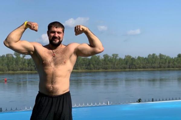 Виталий Лалетин - дальнобойщик и 7-кратный чемпион мира по армрестлингу