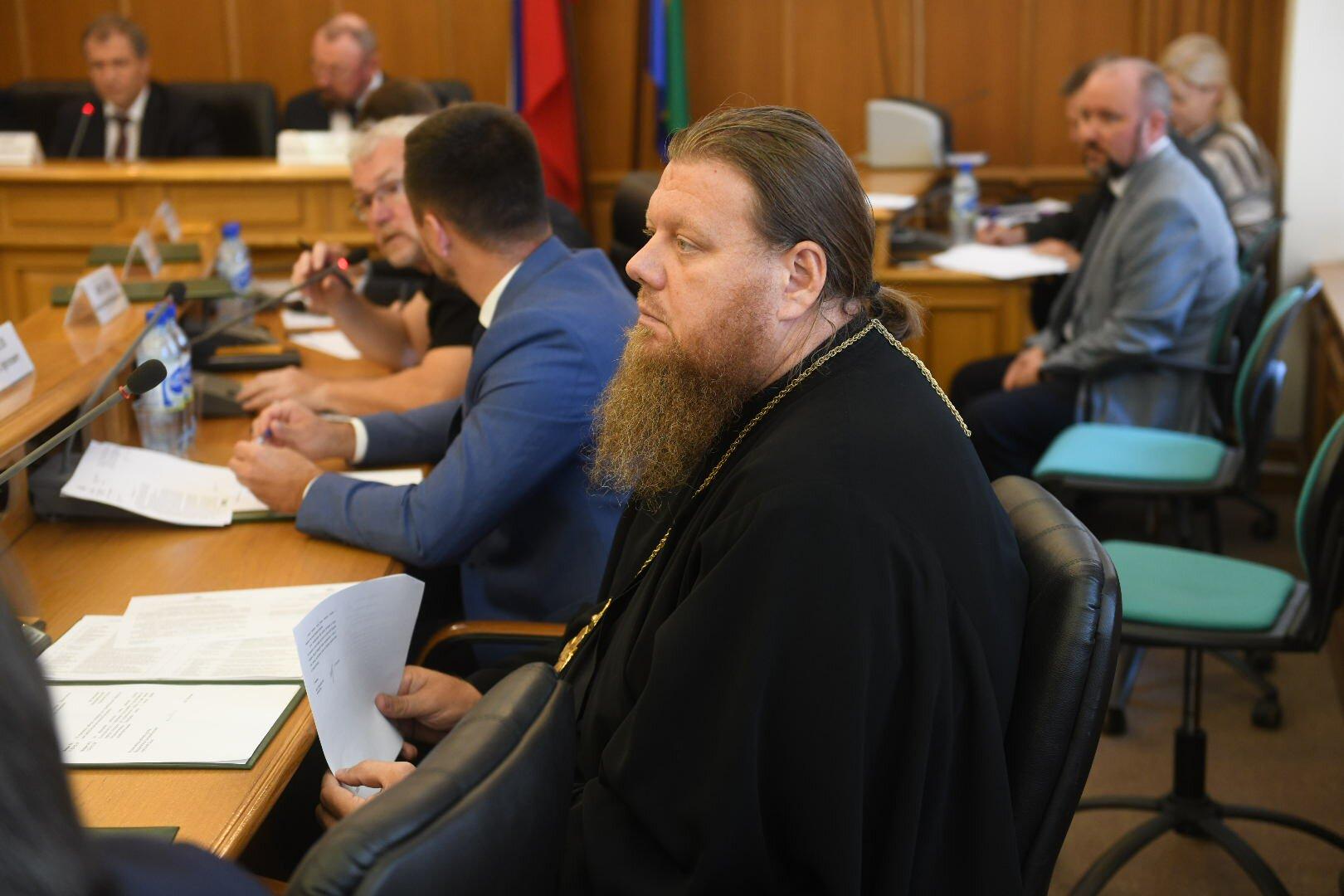 Отец Максим Миняйло