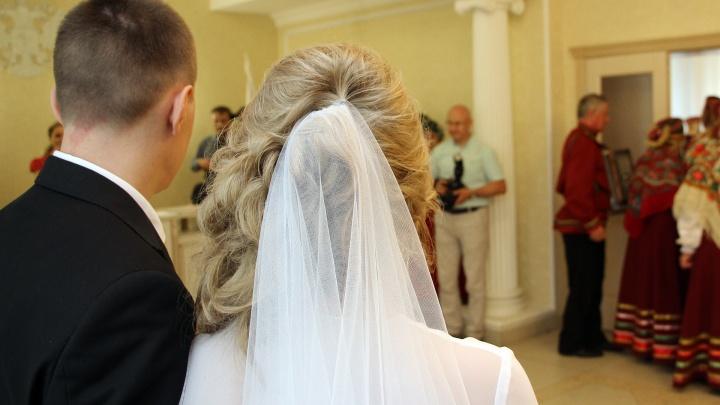 89-летняя невеста вышла замуж в Омской области