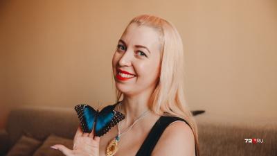 Бабочка моя! Тюменка разводит в квартире и продаёт живых тропических насекомых