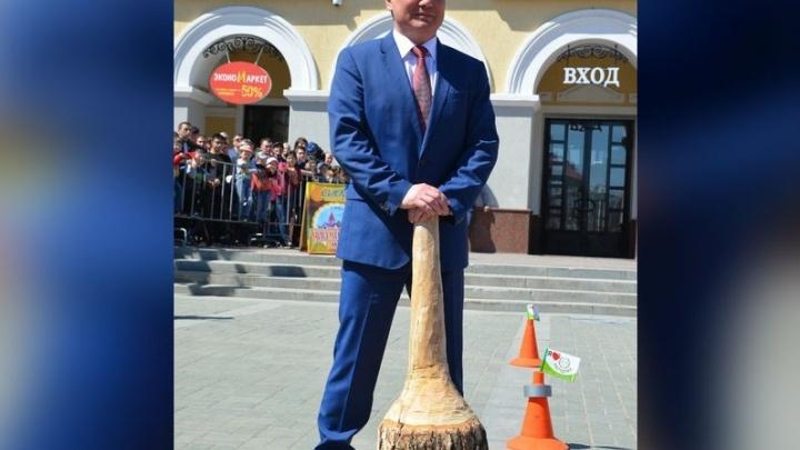 Ирек Ялалов продемонстрировал свою силу в экстриме «Батыр Башкортостана»