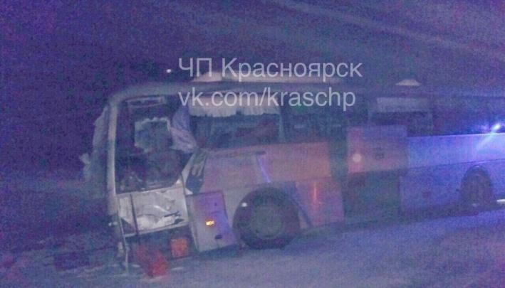 В краевой больнице рассказали о состоянии пострадавших в столкновении фуры и автобуса
