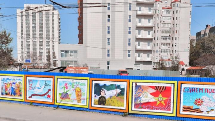 В Ростове на площади Гагарина появится 27-этажная высотка