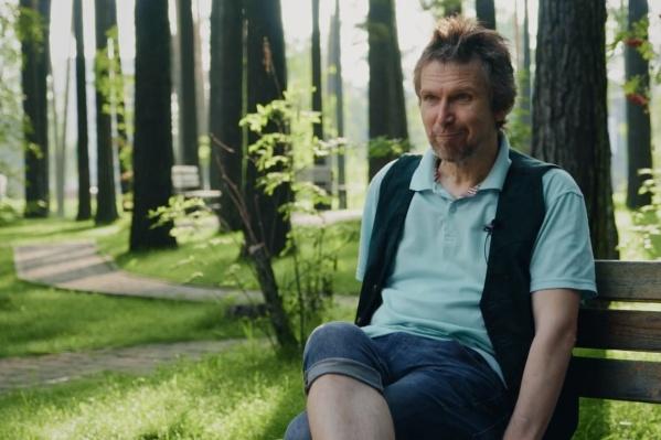 Валерий Ильин после лечения