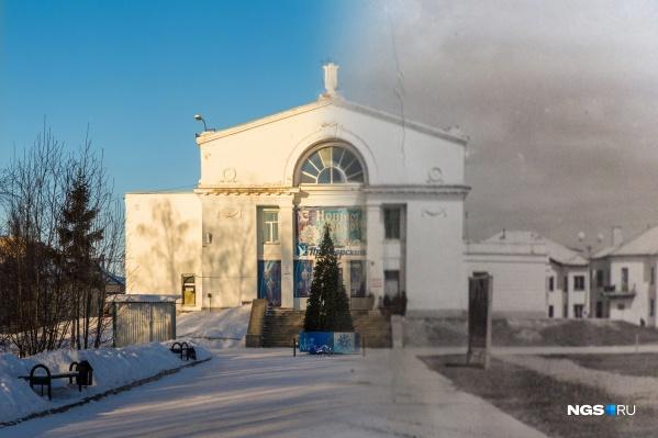 ДК «Приморский» на ОбьГЭСе за 60 лет почти не изменился