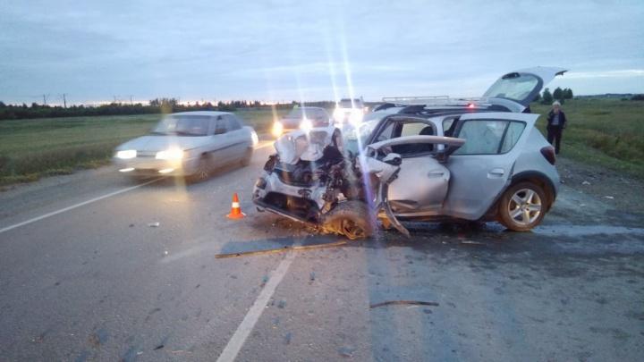 Один из пострадавших в аварии наРусско-Полянском тракте умер в больнице