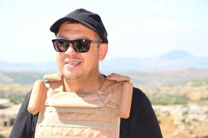 Бобунец был в Сирии летом 2017 года