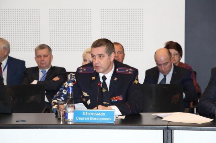Сергей Штельмах возглавлял областную ГИБДД 12 лет