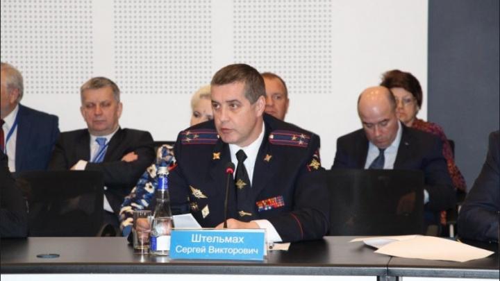 Уволенный Штельмах подал в суд на МВД