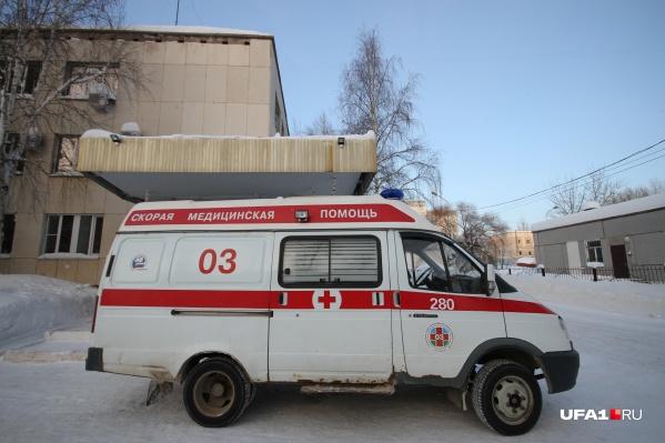 Врачи и пациенты жалуются на изношенность автопарка скорой помощи