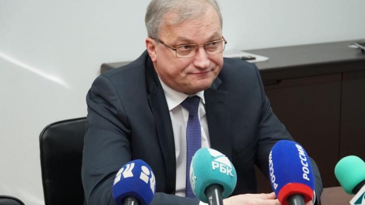 Министр транспорта Прикамья ответил на вопросы журналистов. Прямой эфир