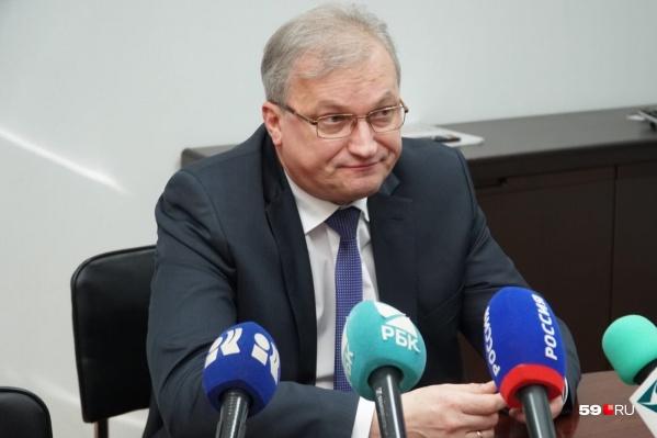 Николай Уханов расскажет о планах Минтранса на 2020 год